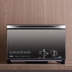 ミラーガラスオーブントースター ツインバード TS-D048B(ラッピング不可)|ホームショッピング