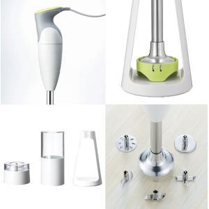 (レシピ付)(つぶす、まぜる、あわだてる)貝印 クイックブレンダーDX DK-5205 (アタッチメント6種類)(KAI)(メール便不可)|homeshop|02