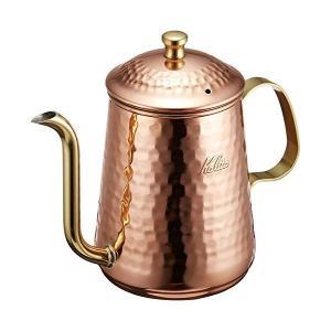 Kalitta カリタ 銅ポット600 (コーヒーポット)(メール便不可)|homeshop