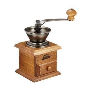 カリタ 手挽きコーヒーミル ミニミル (豆挽き)(メール便不可)