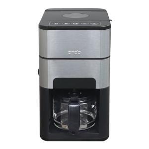 丸隆 Ondo 石臼式コーヒーメーカー ON-01-BK ブラック (MARUTAKA) (メール便不可)(ラッピング不可) homeshop
