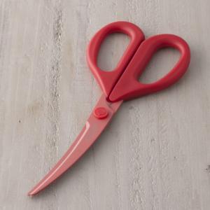 (メール便可:1点まで)(日本製)貝印 カーブキッチンバサミ DH-2501 (DH2501)(KA...