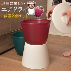 (助成金対象)(送料無料)生ゴミ処理機(乾燥機)・食品乾燥機 エアドライIII RB-III(容器2個付き)(ラッピング不可)
