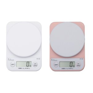 TANITA(タニタ) デジタルクッキングスケール KF100WH 収納しやすいコンパクトサイズ(KF-100)(メール便不可)|homeshop|03