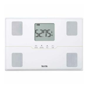 TANITA(タニタ) 体組成計 BC-315-WH(BC315WH) パールホワイト 薄型 乗るピ...