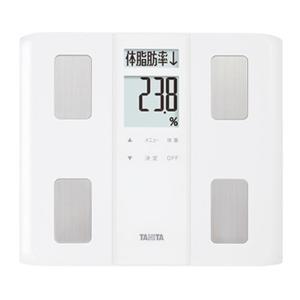 TANITA(タニタ) 体組成計 BC-331 WH (BC331) ホワイト 薄型ワイド マイサポ...