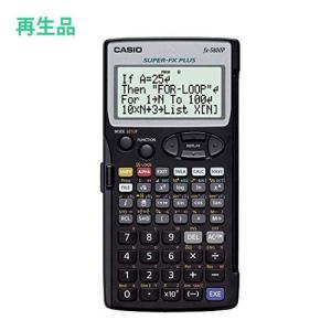 (メーカー再生品)カシオ プログラム関数電卓 10桁 FX-5800P-N CASIO(メール便不可)|homeshop