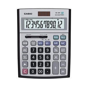 (12桁)カシオ デスク型電卓 DS-2DT CASIO(メール便不可)|homeshop