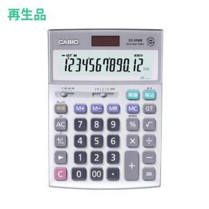 (メーカー再生品)カシオ 本格実務電卓 DS-20WK-N (12桁)(CASIO)(メール便不可)|homeshop