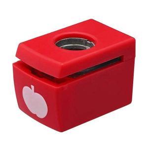 キングジム スケジュールシールプリンター ひより用 ひよりパンチ 抜き型 りんご MPPC-04 【メール便不可】|homeshop