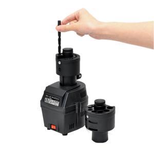 (工具) VERSOS(ベルソス) VS-TL3100 ドリルビット研磨機 ブラック  ドリルビットシャープナー(メール便不可)(ラッピング不可) homeshop