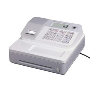 カシオ SE-G1-WE ホワイト 電子レジスター 4部門 サーマルプリンタ LCD表示 CASIO (メール便不可)|homeshop