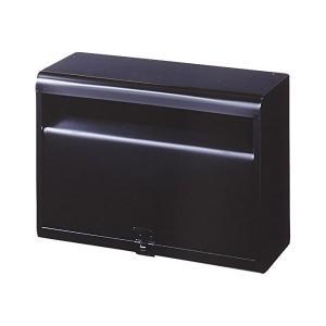グリーンライフ FH-50 MBK マットブラック カラーポスト ポスト 郵便ポスト 家庭用郵便受 メールボックス (メール便不可)(ラッピング不可) homeshop