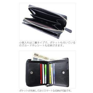 (長財布) Lee (リー)メンズ  ラウンドファスナー 0520367 ブラウン 財布|homeshop|06