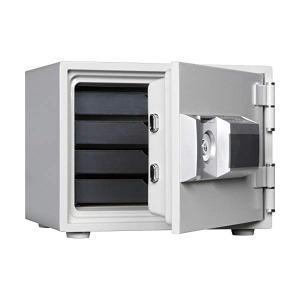 (代引不可/メーカー直送)ダイヤセーフ 家庭用耐火金庫 プッシュタイプ(テンキーロックタイプ) MEK30-4(ラッピング不可)|homeshop