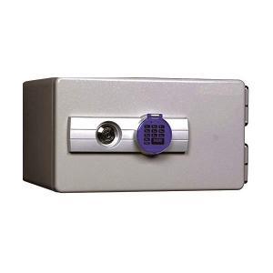 (代引不可/メーカー直送)ダイヤセーフ (個室タイプ耐火金庫) プライベート&ホテルタイプ DS23-EK(メール便不可)(ラッピング不可)|homeshop