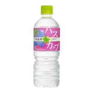 (メーカー直送)コカコーラ いろはす ハスカップ 555ml×24本入(北海道限定)(メール便不可)(ラッピング不可)|homeshop