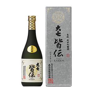 (日本酒)(福島)大七酒造 純米吟醸 皆伝 720ml 日本酒 純米吟醸酒 辛口(メール便不可) homeshop
