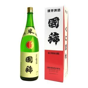 (日本酒)(北海道の地酒)特別純米酒 国稀 1800ml 「北海道増毛町」(化粧箱付き)(お歳暮 ・ ギフト)(メール便不可) homeshop