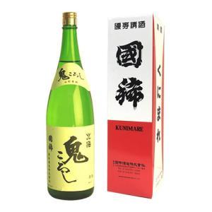 国稀 北海鬼ころし 1800ml 日本酒 辛口(日本酒)(北海道の地酒)(お歳暮 ・ ギフト)(メール便不可) homeshop