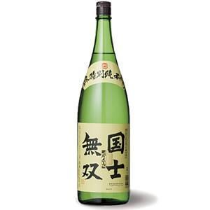 高砂酒造 国士無双 特別純米酒 『烈』 1800ml 日本酒/辛口(メール便不可) homeshop