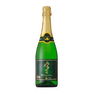 (北海道ワイン)おたる ナイヤガラ スパークリング 720ml スパークリングワイン やや甘口 ナイアガラ(メール便不可)|homeshop