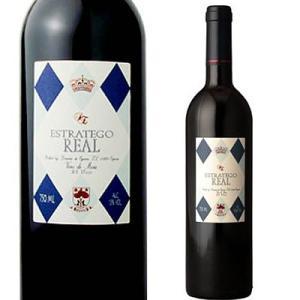 エストラテゴ・レアル・ティント NV (正規輸入品・スクリューキャップ) 赤ワイン フルボディ(メール便不可) homeshop