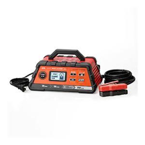 バッテリー充電器 12V/24V 大橋産業 BAL No.2708 スマートチャージャー 25A (バッテリーチャージャー)(ラッピング不可)|ホームショッピング