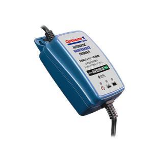 TecMATE OptiMate1 PLUS オプティメイトワンプラス TM-407a バッテリーメ...