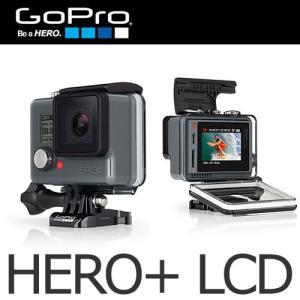 【国内正規品】GoPro(ゴープロ)【カメラ】CHDHB-101-JP HERO+ LCD|homeshop