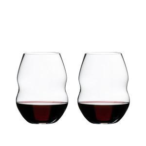 リーデル スワル レッドワインタンブラー 2個セット 450/30 2脚 ワイングラス ペア RIEDEL SWIRL 正規品 (メール便不可)|homeshop