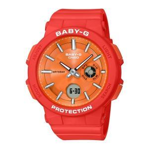 (時計ケースセット)(国内正規品)(カシオ)CASIO 腕時計 BGA-255-4AJF (ベビーG)BABY-G レディース ワンダラーシリーズ クオーツ(メール便不可)|homeshop|02