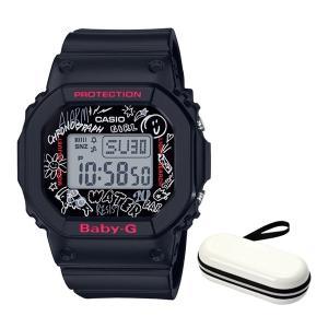 (時計ケースセット)(国内正規品)(カシオ)CASIO 腕時計 BGD-560SK-1JF (ベビーG)BABY-G レディース 樹脂バンド クオーツ デジタル(メール便不可)|homeshop