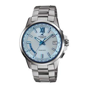 (国内正規品)(バンド調整キット付き)CASIO(カシオ) 腕時計 OCEANUS(オシアナス) OCW-T150-2AJF(OCWT1502AJF) 電波 タフソーラー(メール便不可)|homeshop