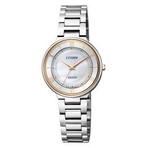 (ペア箱入り・クロスセット)(国内正規品)(シチズン)CITIZEN 腕時計 AR0080-58P メンズ・EX2090-57P レディース (エクシード)EXCEED(メール便不可)|homeshop|03