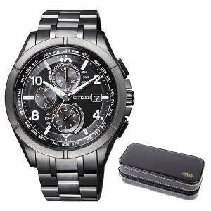 (時計ケースセット)(国内正規品)(シチズン)CITIZEN 腕時計 AT8166-59E (アテッ...