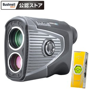 Bushnell ブッシュネル ピンシーカーツアープロXEトジョルト&キャロウェイ ゴルフボール3個...
