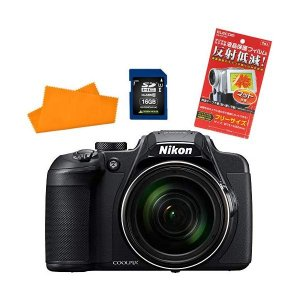(SDカードほかセット) ニコン デジタルカメラ COOLP...