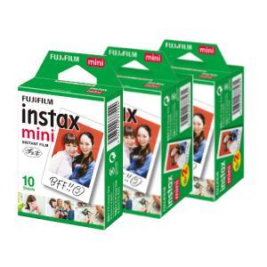 富士フィルム チェキフィルム instax mini 50枚入り (1パック品 JP1(10枚入り)&2パック品 JP2(20枚入り)×2個セット)  (メール便不可)
