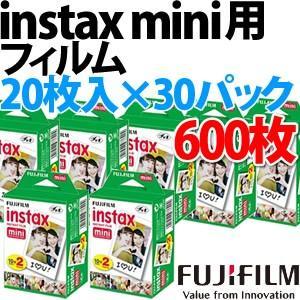 (送料無料)富士フィルム チェキフィルム instax mini 2パック品 WW2(20枚入り)×30個セット (600枚入)(メール便不可)|homeshop