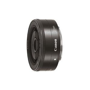 【納期:3週間前後】【★レンズフィルター等セット】Canon パンケーキレンズ EF-M22mm F2 STM EF-Mマウント[メール便不可]|homeshop