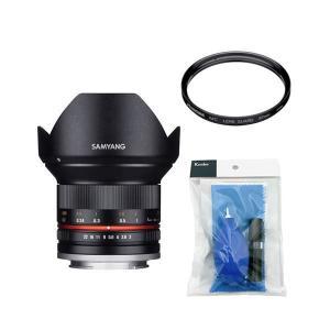 ケンコー・トキナー  サムヤン[SAMYANG]   12mm F2.0 NCS CS  12mm ...