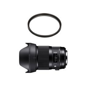 SIGMA シグマ 単焦点レンズ  28mm F1.4 DG HSM ソニーEマウント用 (MCレン...