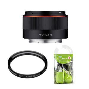 【セット内容】■ケンコートキナー SAMYANG AF 24mm F2.8 FE ■レンズクリーニン...