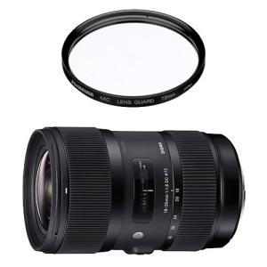 シグマ SIGMA APS-Cサイズ専用 標準レンズ 18-35mmF1.8 DC HSM ペンタッ...
