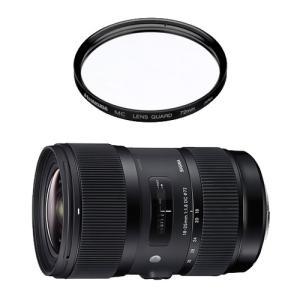 シグマ SIGMA APS-Cサイズ専用 標準レンズ 18-35mmF1.8 DC HSM シグマ(...