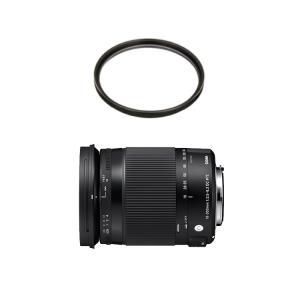 シグマ 18-300mm F3.5-6.3 DC MACRO OS HSM (C) キヤノン用 (レ...
