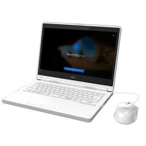 (キーボードカバー付)富士通 小学生向けノートパソコン LIFEBOOK LHシリーズ FMVL55C2W LH55/C2 タッチパネル対応(メール便不可)(ラッピング不可) homeshop