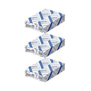 (お得な3冊セット)コクヨ(プリンター用紙/コピー用紙)KB用紙(共用紙) KB-30N (FSC認証64g/m2)(A5サイズ/500枚入)(メール便/ラッピング不可)|homeshop