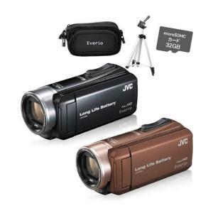 (4点セット)JVCケンウッド GZ-L500 ハイビジョン...